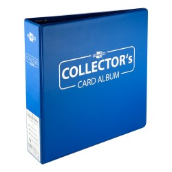 BlackFire Album with rings Blue