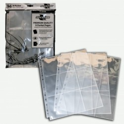 Pocket Pages Blackfire (50 pieces) Side loading