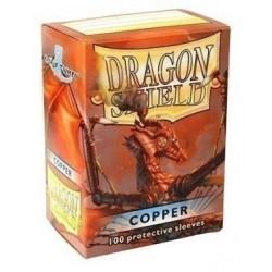 Dragon Shield 100 Copper Protectors (100 pcs.)