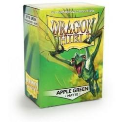 Dragon Shield 100 Apple Green Protectors (100 pcs.)