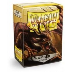 Dragon Shield 100 Umber Protectors (100 pcs.)