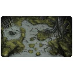 Playmat Blackfire Playmat - Battleground Edition Swamp - Ultrafine