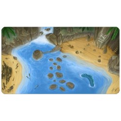 Playmat Blackfire Playmat - Battleground Edition Island - Ultrafine