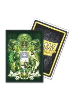 Protectors Dragon Shield - King Mothar Vanguard: Portrait
