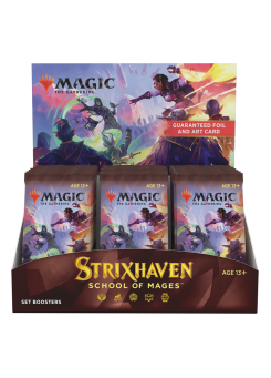 Set Boosters Strixhaven School of Mages