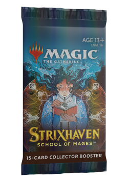 Collector Booster Strixhaven School of Mages