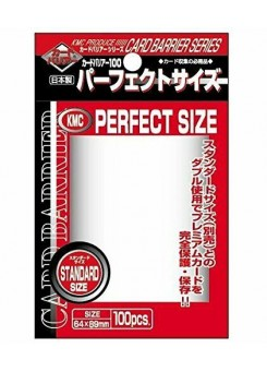 Perfect Size protectors KMC 100 pieces