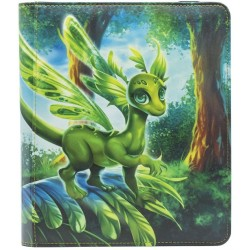 Dragon Shield 2x2 Olive Peah
