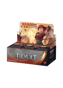 Booster Box Aether Revolt (eng)