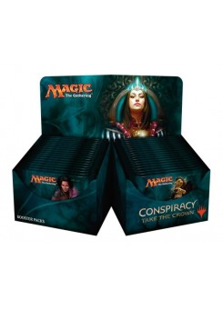 Booster Box Conspiracy: Take the Crown
