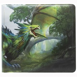 Dragon Shield 4x3 Olive Lavom