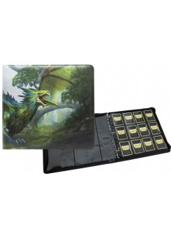 Dragon Shield 4x3 Olive Lavom
