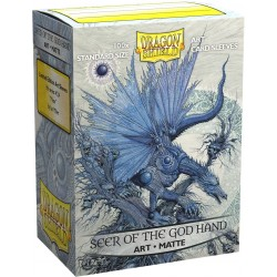 Dragon Shield Seer of The God Hand (100 pcs.)