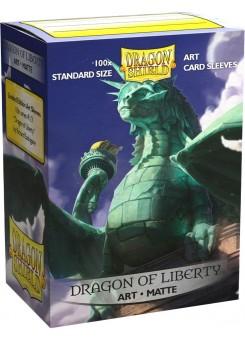 Dragon Shield Dragon of Liberty (100 pcs.)