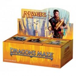 Booster Box Dragon Maze (rus)