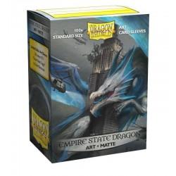 Dragon Shield mate Empire State Dragon (100 pcs.)