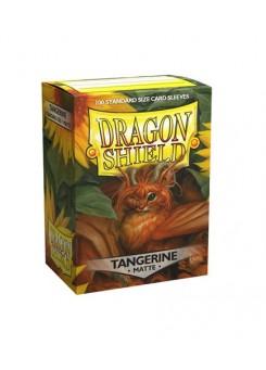Dragon Shield 100 TangerineProtectors (100 pcs.)
