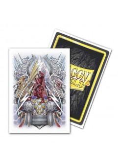 Dragon Shield brushed Lane Thunderhoofd (100 pcs.)