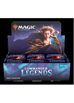 Booster Box Commander Legends