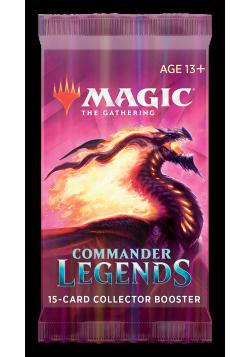 Collector Booster Commander Legens