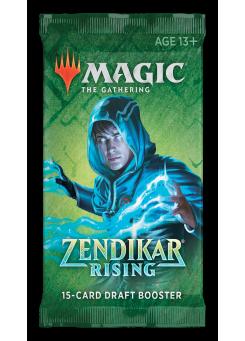 Booster Zendikar Rising (Eng)