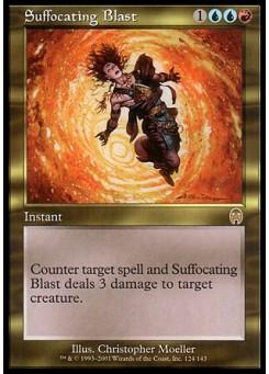 Suffocating Blast