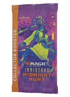 Collector Booster Innistrad: Midnight Hunt
