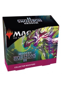 Booster box collectible booster packs Modern Horizons 2 in English