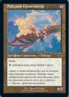 Райский Орнитоптер