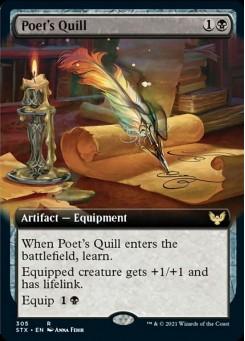 Poet's Quill