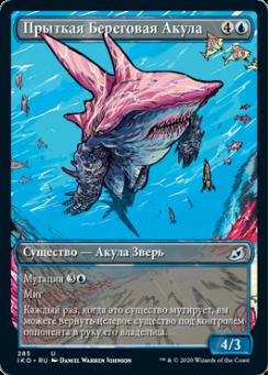 Прыткая Береговая Акула